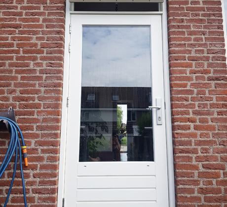 Deurkozijncombinatie plaatsen Waddinxveen | Klusbedrijf Gouda