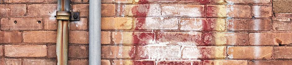 Gevel reinigen | Klusbedrijf Gouda