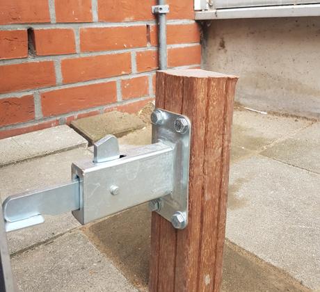 Monteren deurvastzetter Hazerswoude-Dorp | Klusbedrijf Gouda