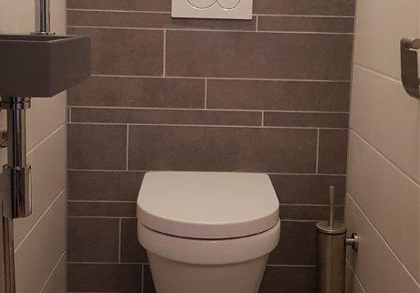 Renovatie toilet Gouda | Klusbedrijf Gouda