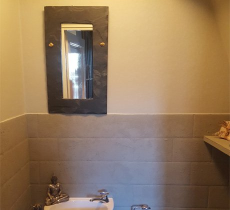 Schilderwerk toilet Waddinxveen | Klusbedrijf Gouda
