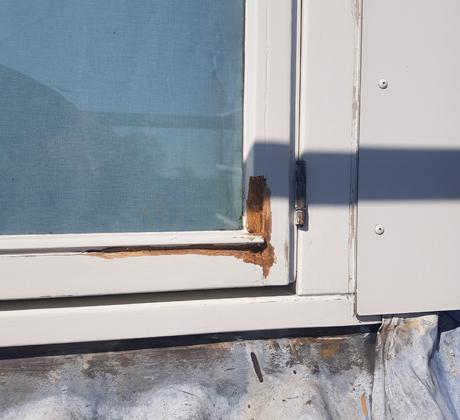 Verhelpen houtrot kozijnen Waddinxveen | Klusbedrijf Gouda