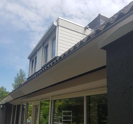 Vervangen boeidelen woonhuis Hazerswoude-Dorp | Klusbedrijf Gouda